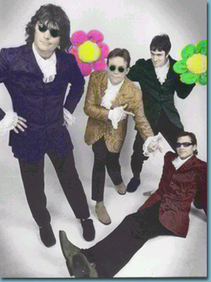 The Beatniks band image
